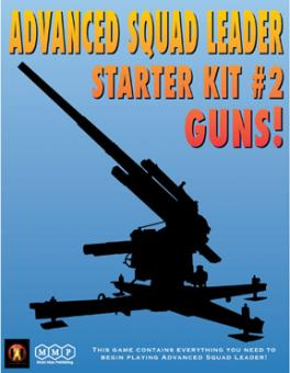 ASL Starter Kit 2 GUNS! (Reprint)
