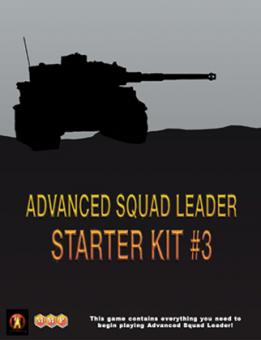 ASL Starter Kit 3 Tanks