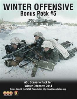 ASL Winter Offensive 2014 Bonus Pack
