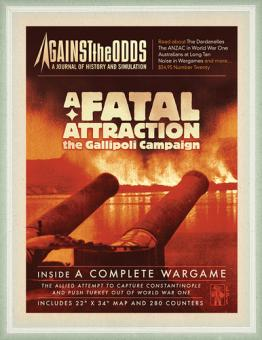 Against the Odds 20 A Fatal Attraction Gallipoli