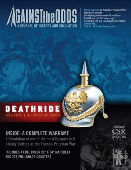 Against the Odds 24  Deathride: Mars-La-Tour 1870