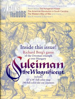 Against the Odds  9 Suleiman the Magnificent