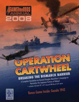 Against the Odds Annual 2008 Operation Cartwheel