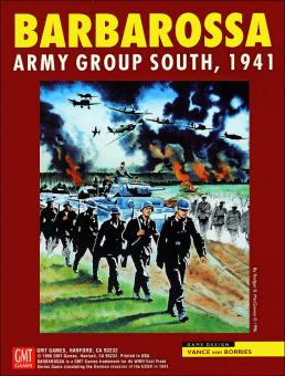 Barbarossa: Army Group South, Reprint