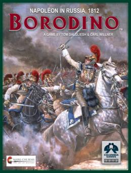 Borodino, 1812 Standard Map Edition