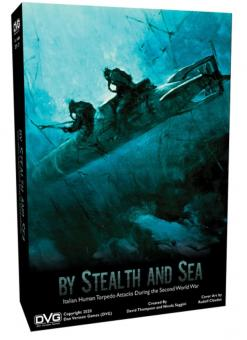 By Stealth and Sea, Core Game