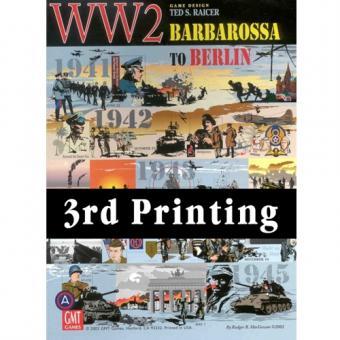 Barbarossa to Berlin, 3rd Printing