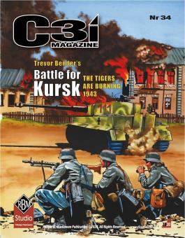 C3i 34, Kursk: The Tigers are Burning