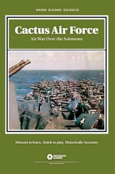 Cactus Air Force: Air War Over the Solomans