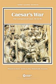Caesars War: Conquest of Gaul, 58-52 BC