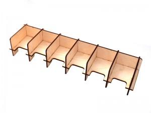 Card Feeder LCG - Wood DIY 2-L Vol.1 W | 590259693