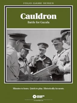 Cauldron: Battle for Gazala