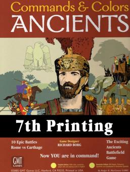 Commands & Colors: Ancients, 7th Printing