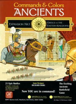 Commands & Colors: Ancients Exp1 Greece & Eastern Kingdoms Deutsch