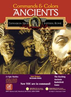 Commands & Colors: Ancients Exp4 Imperial Rome