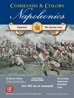 Commands & Colors: Napoleonics Exp 3 Austrian Army