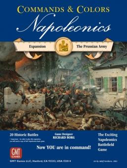 Commands & Colors: Napoleonics Exp 4 Prussian Army