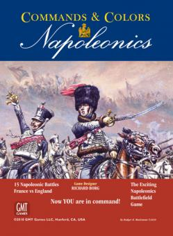 Commands & Colors: Napoleonics 4th Printing