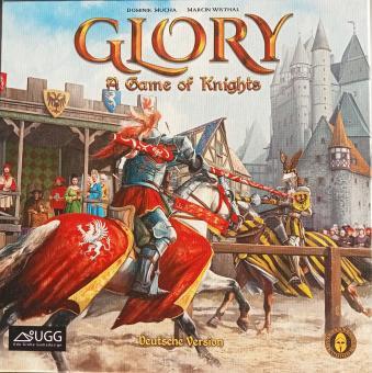 Glory: A Game of Knights, Deutsche Version