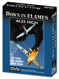 Down In Flames: Aces High, Reprint