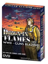 Down In Flames - Guns Blazing