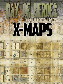Day of Heroes: X-Maps