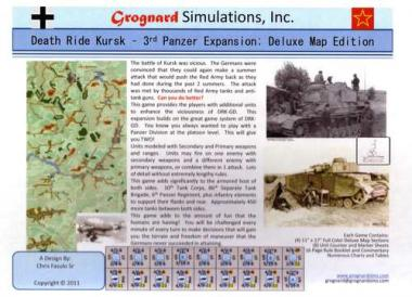 Death Ride Kursk 3rd Panzer Expansion