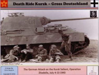 Death Ride Kursk   Gross Deutschland