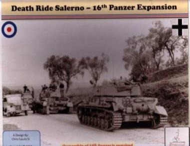 Death Ride Salerno 16th  Panzer Exp.