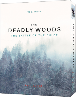 The Deadly Woods: The Battle of the Bulge, Boxed