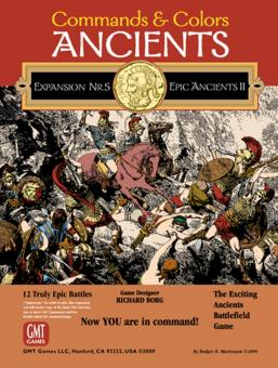 Commands & Colors: Ancients Exp5 Epic Ancients II, 2nd Printing