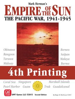 Empire of the Sun, 4th Printing