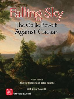 Falling Sky, Gallic Revolt against Caesar