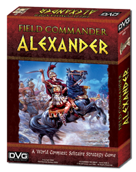 Field Commander Alexander, Reprint 05/15