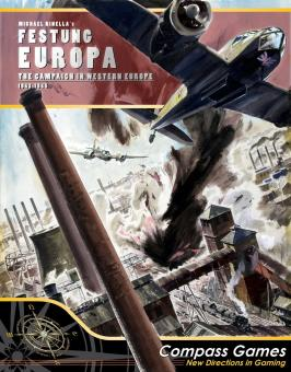 Festung Europa: The Campaign For W. Europe 1943-45