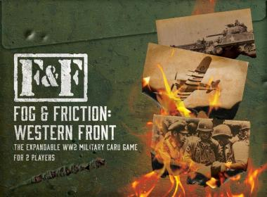 In Fog & Friction: Western Front
