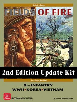 Fields of Fire Vol I, 2nd Edition Update Kit