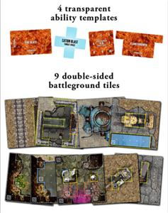 For What Remains, Tiles and Templates Pack