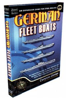 German Fleet Boats: Steel Wolves Exp. #1