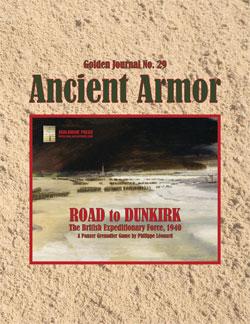 Golden Journal 29, Ancient Armor
