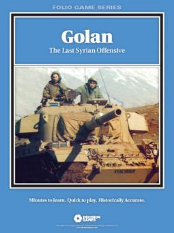 Golan: The Syrian Offensive