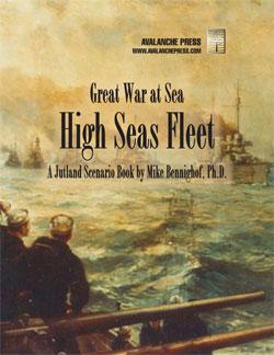 GWaS: High Seas Fleet 2nd ed.