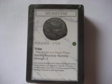History of the Roman Empire Cards