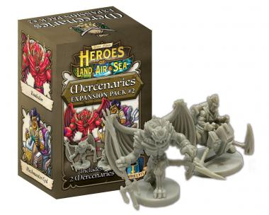 Heroes of the Land, Air and Sea: Mercenary 2 Exp.