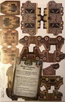 Heroes of the Land, Air and Sea: Siege Engines Exp.