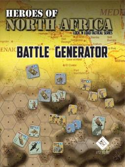 Heroes of North Africa: Battle Generator