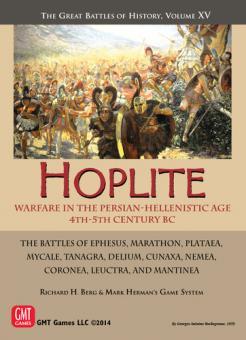 Hoplite, 2nd Printing