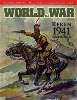 World at War 25, Keren