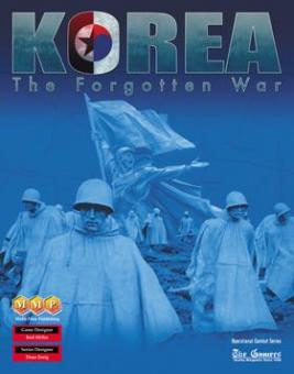 Korea The Forgotten War  (The Gamers OCS)