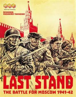 Last Stand,  Moscow 1941-42